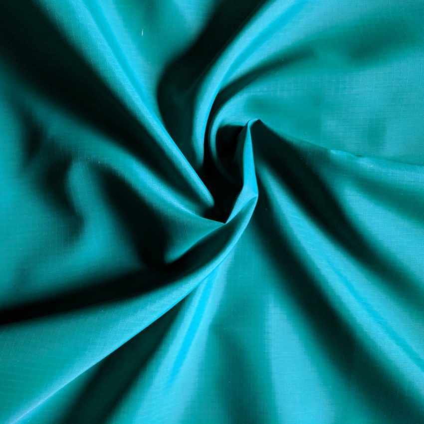 Ripstop nylon ciemno zielony