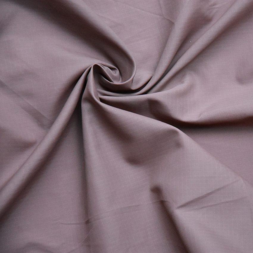 Ripstop nylon brązowy