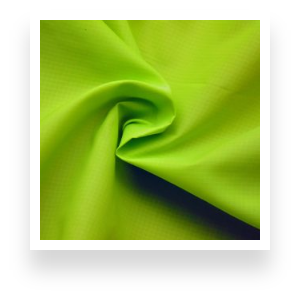 nylon zielony