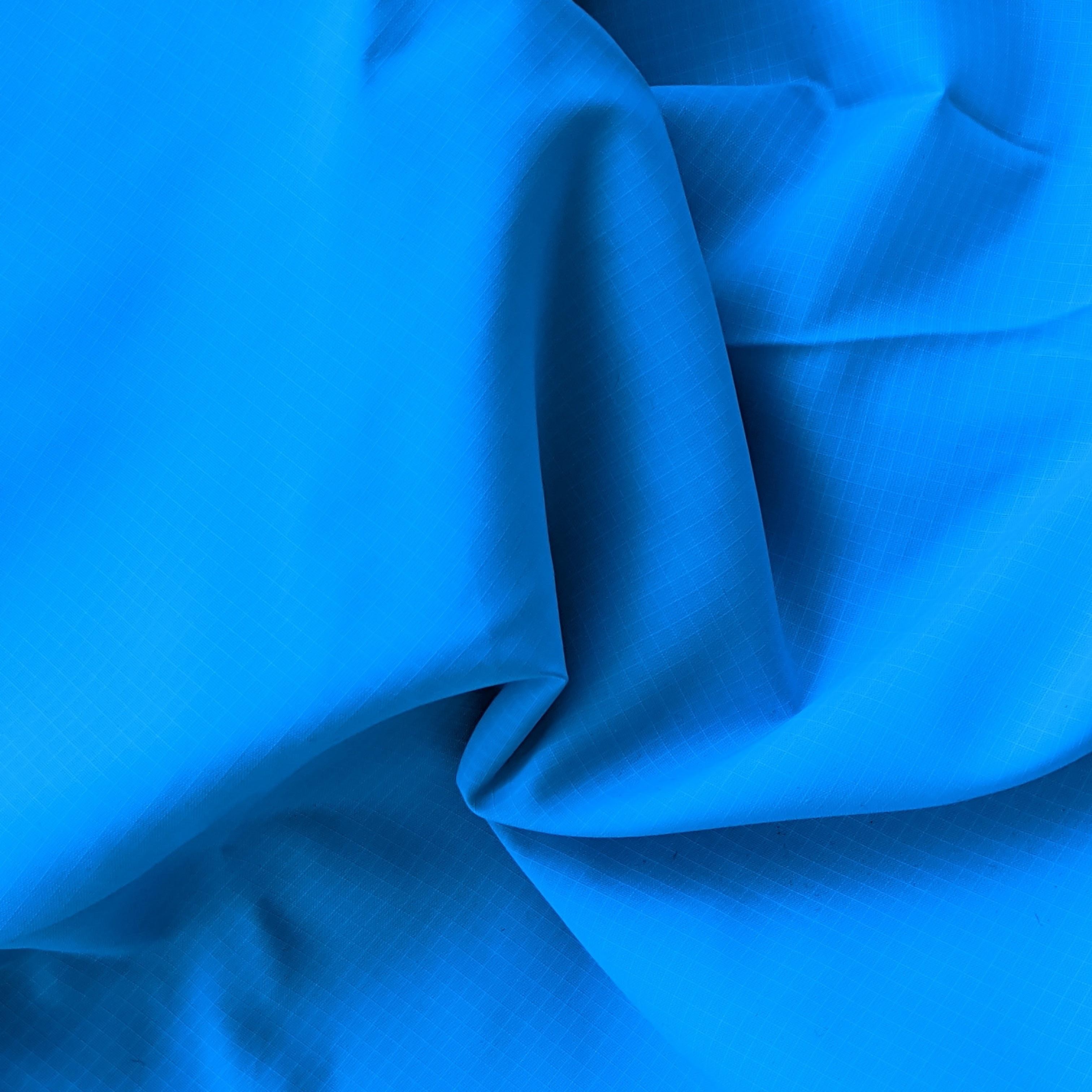 RIpstop Nylon Jasno niebieski