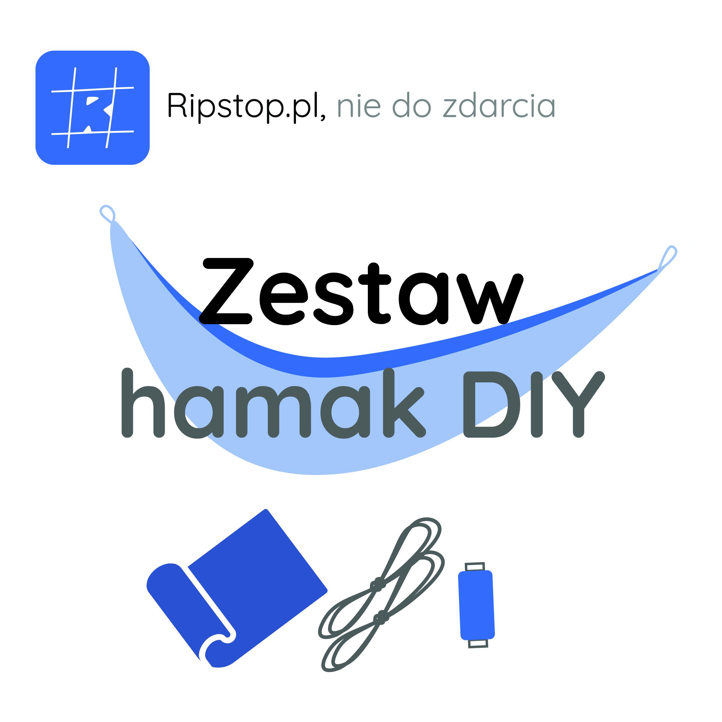 Zestaw hamak DIY