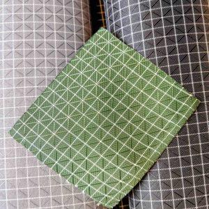 Gridstop nylon 210 D samples